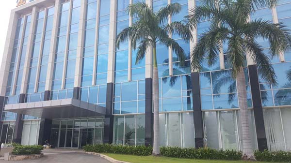 JAS Hochiminh Office