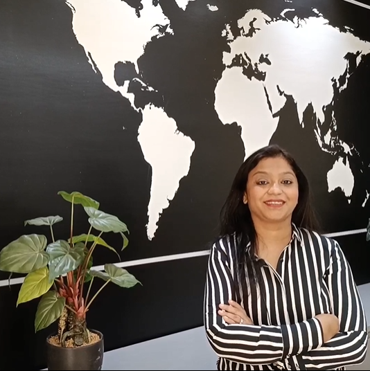 """We at JAS India are committed to live our culture and values at every level . And I am excited to be a part of this journey along the way"""", Sonal Singhal, Managing Director"""