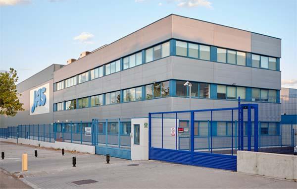 JAS Spain office