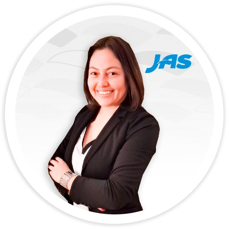 Amelia Posadas joins JAS Mexico to help lead the Pharma & Healthcare vertical