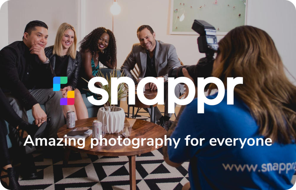 Snappr Photography | Great Pro Photographers On-Demand
