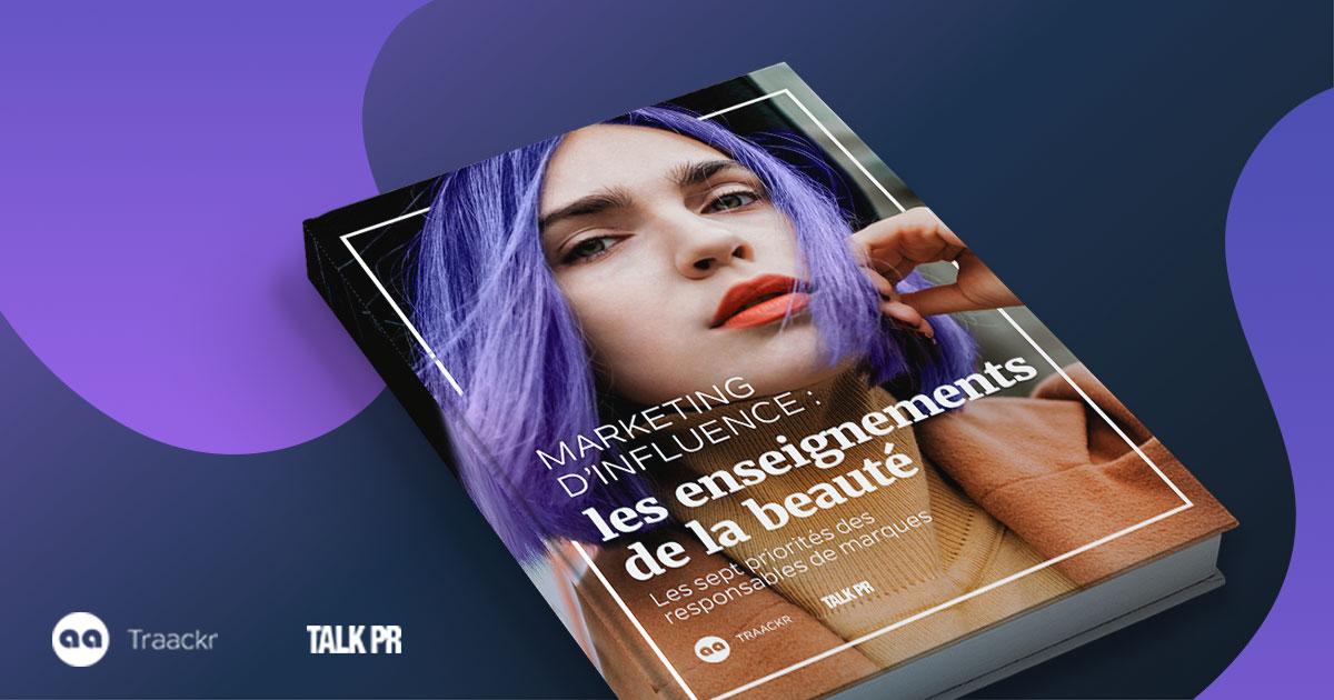 [Rapport] Ce que l'analyse de l'activité de 1 000 influenceurs beauté nous apprend