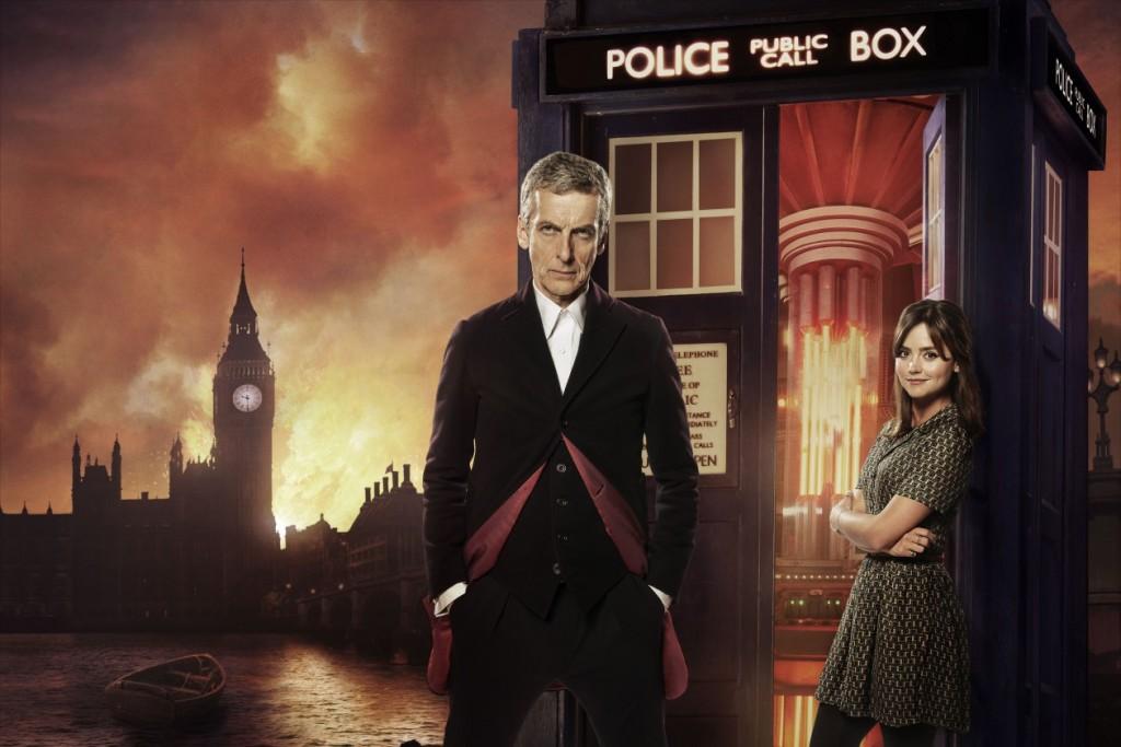 Social Media for Doctor Who