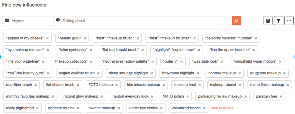 A Data-Driven, Content-Led Approach to Beauty Influencer