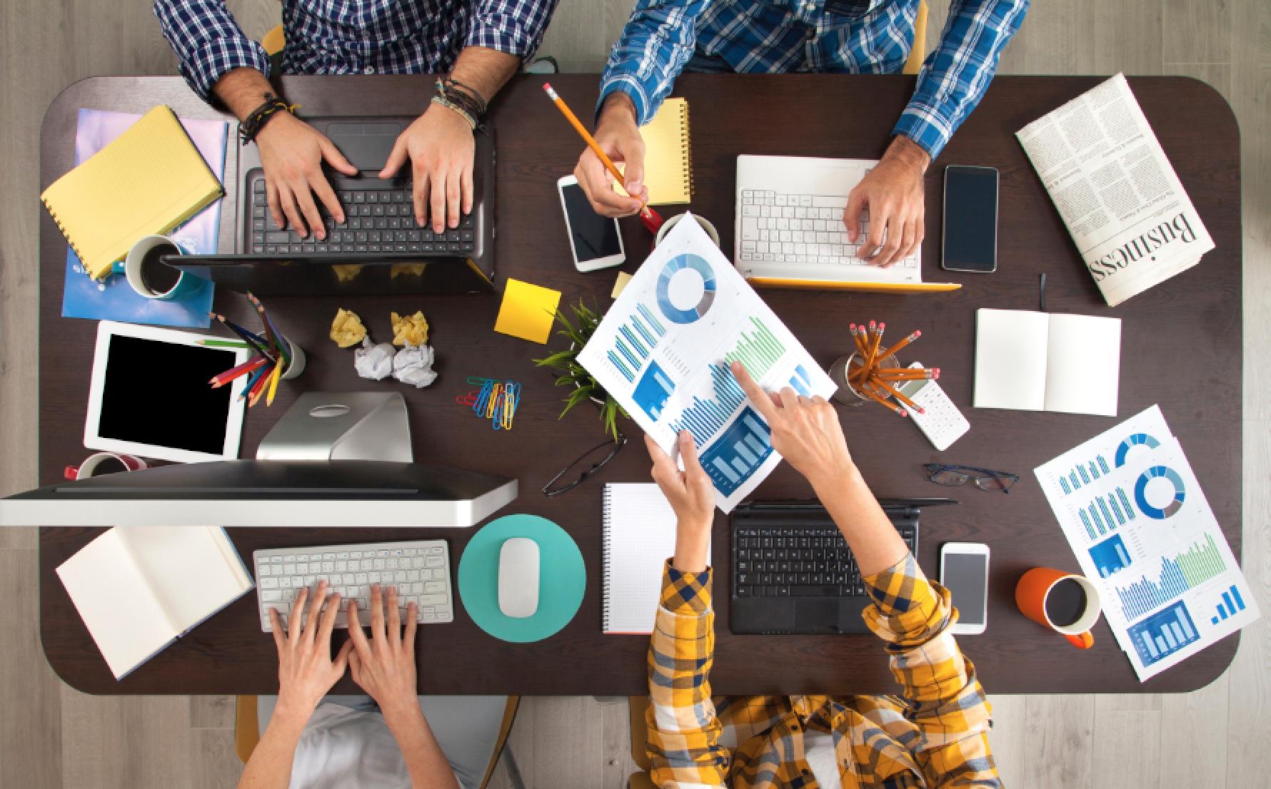 Un Cadre pour les budgets 2015 à l'attention des professionnels du marketing [Infographie]