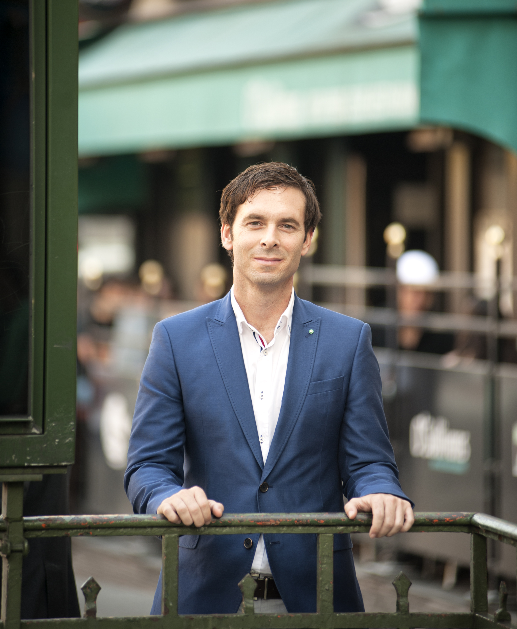 Santiago Garcia Solimei, Global Director of Social Media, Meliá Hotels International oversees influencer marketing for the resort and city hotel operator