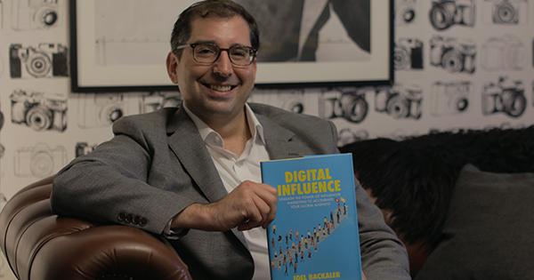 [VIDEO] Joel Backaler Unleashes His Influencer Marketing Knowledge