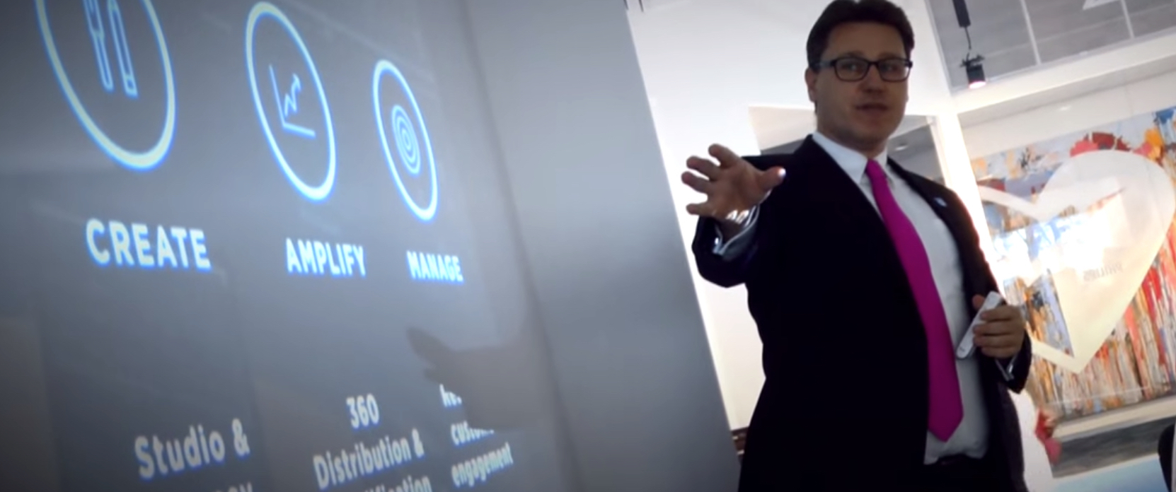 Le marketing d'influence comme moteur du Command Center digital de Philips