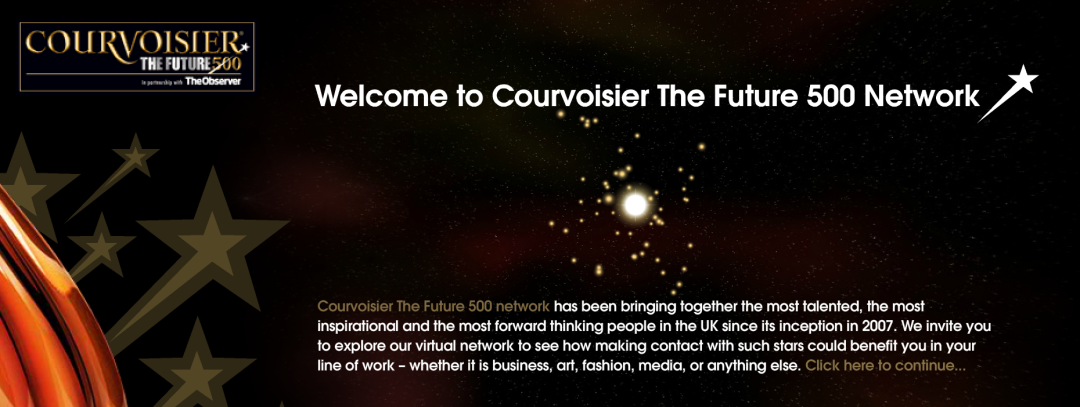 Courvoisier The Future 500 Network