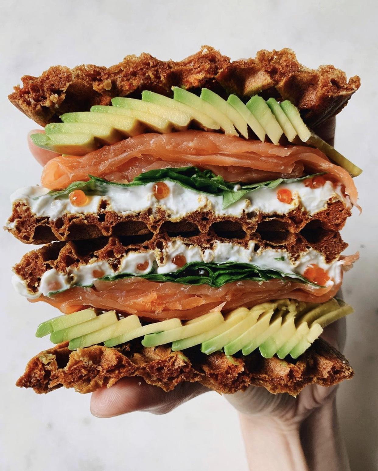 La réalité de la vie d'une influenceuse food avec Traackr