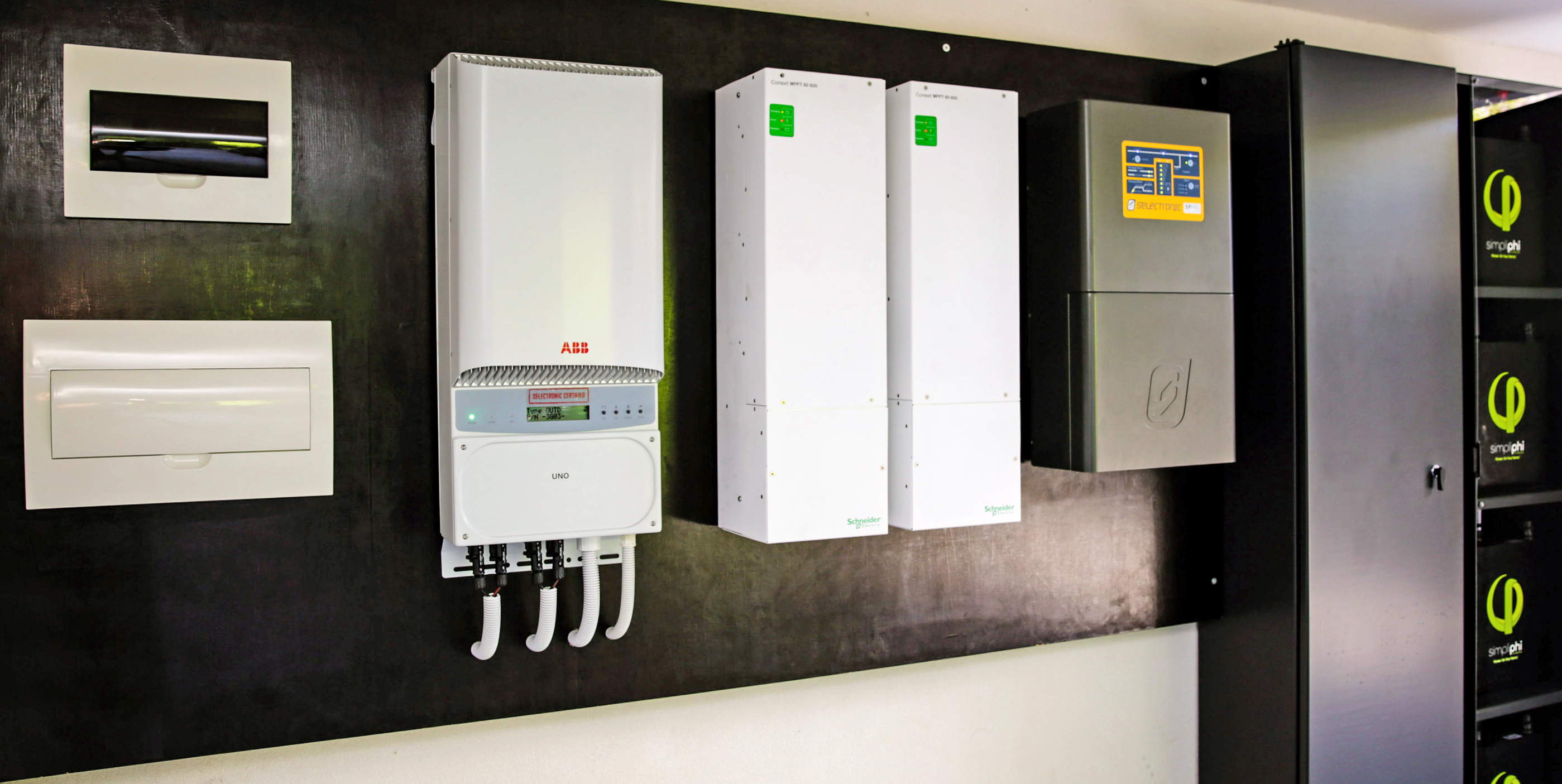 Battery Hybrid Solar Systems | Greenwood Commercial