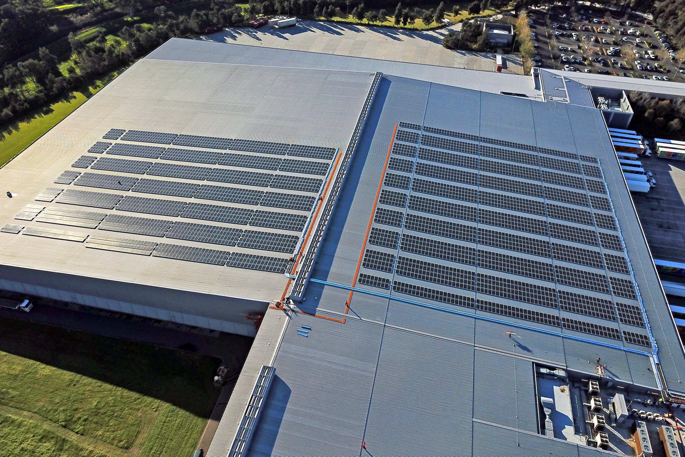 Commercial Renewable Energy Solutions | Greenwood Comemrcial