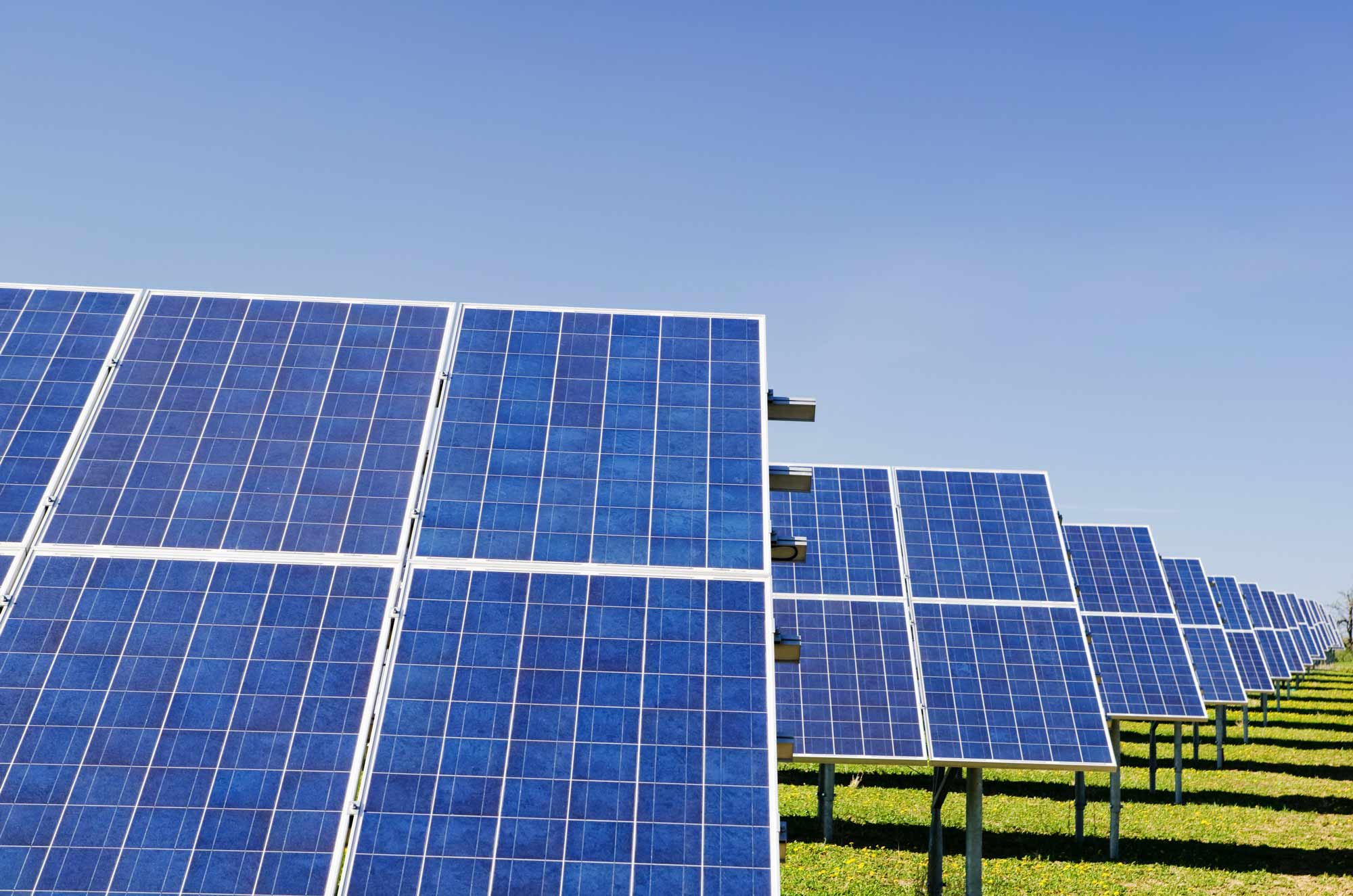 Commercial Ground Mount Solar Systems: The Basics
