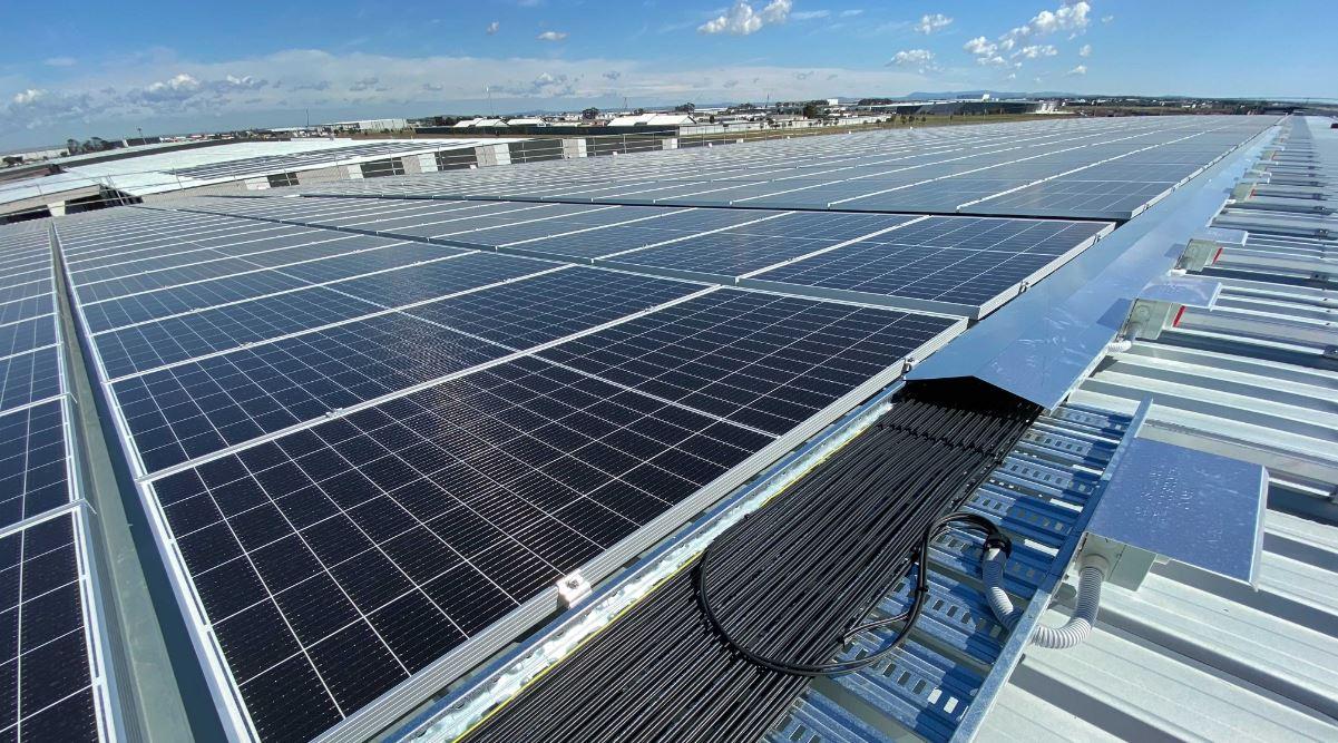 Solar DC string fusing