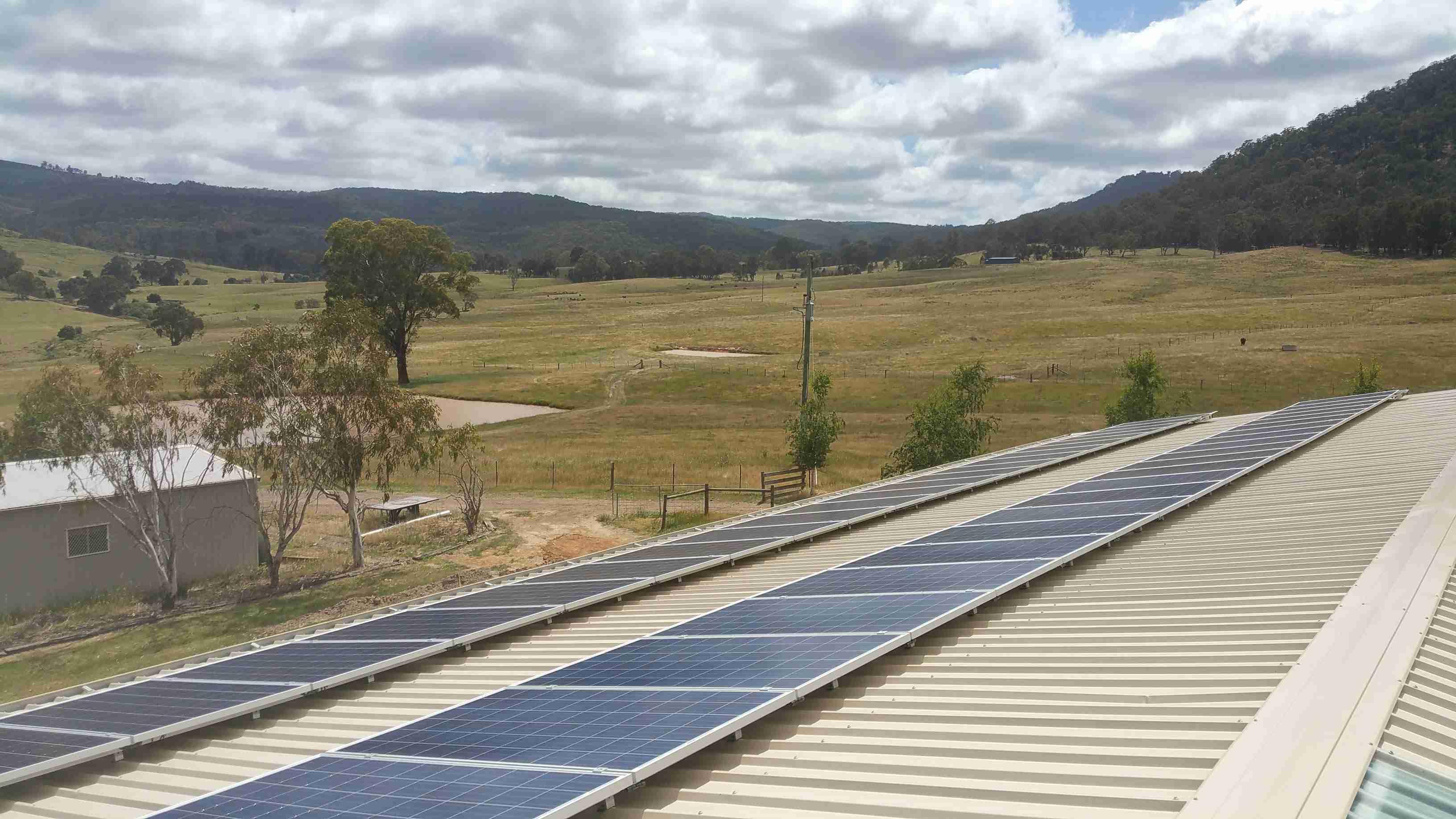 Solar Panel efficiency, is it that important?