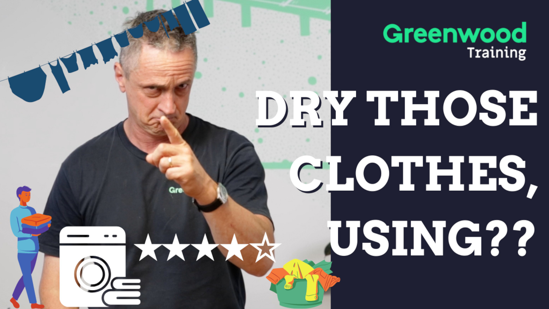 Energy ratings: how much difference is there with clothes dryers?