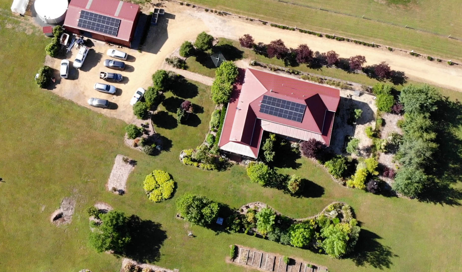 Di's Story: Energy Storage, On - Grid at Trentham