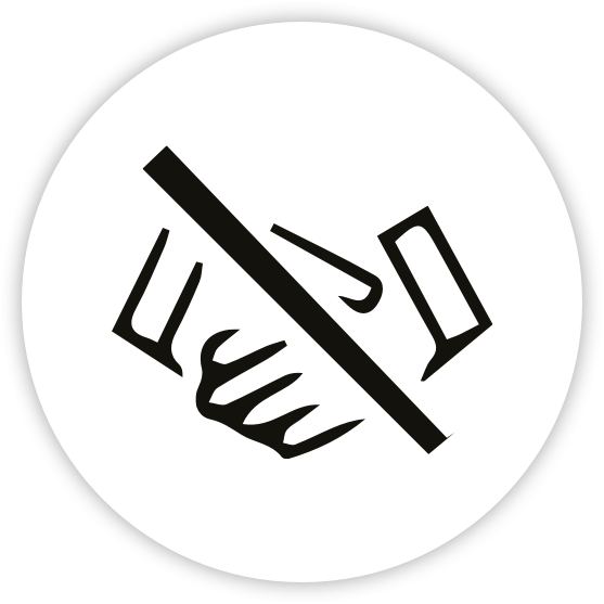 Introduced Contactless Pick-up icon
