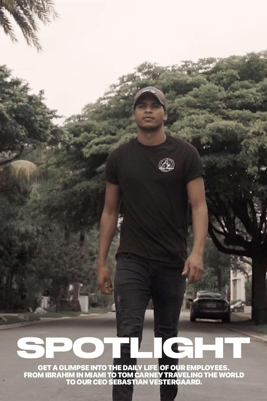 Spotlight | Ibrahim