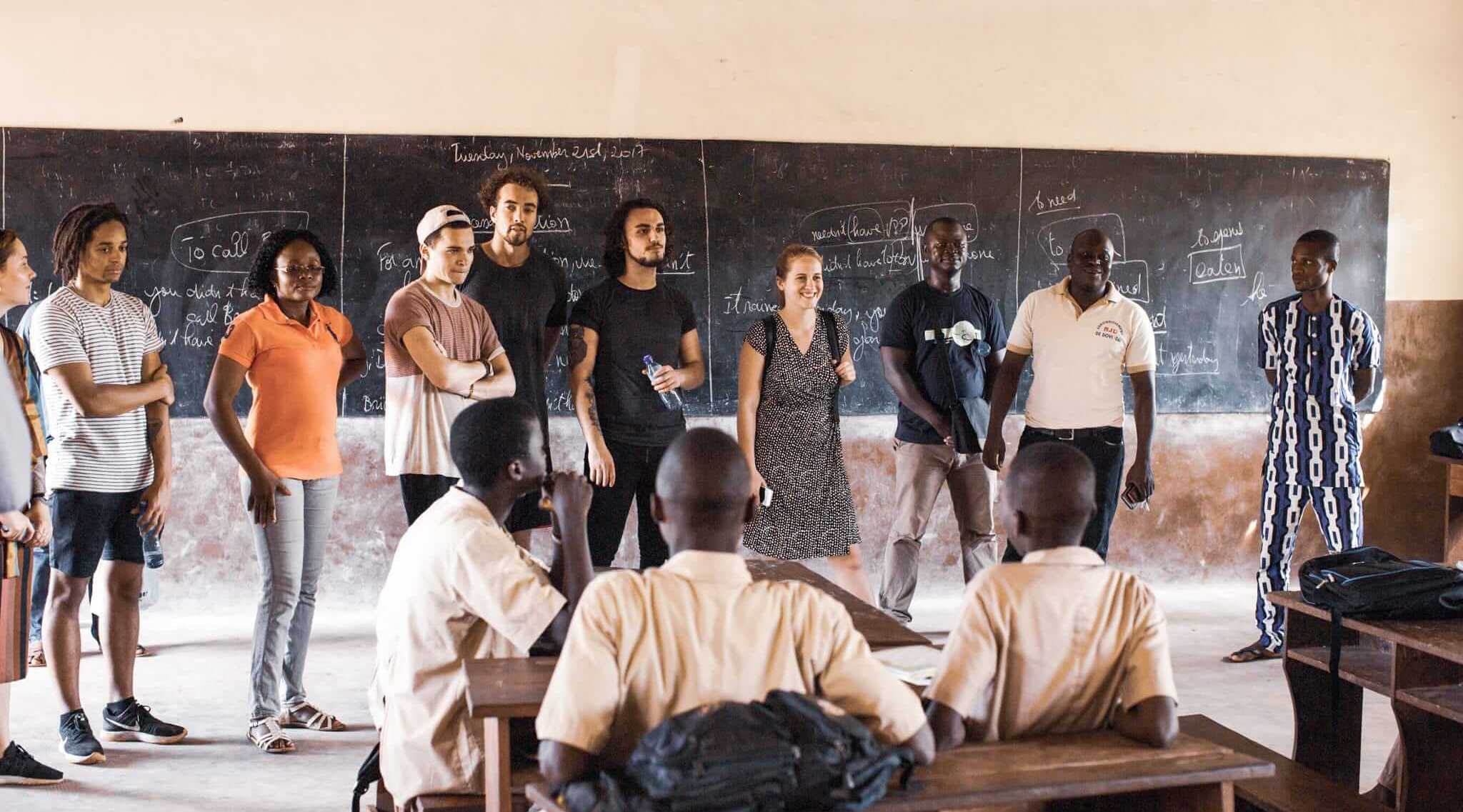 Benin BØRNEfonden