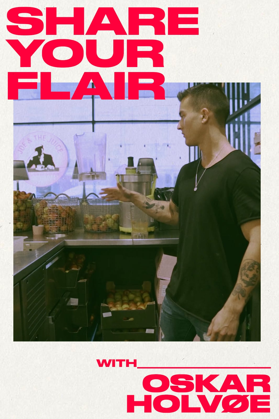 Share your flair|episode 3