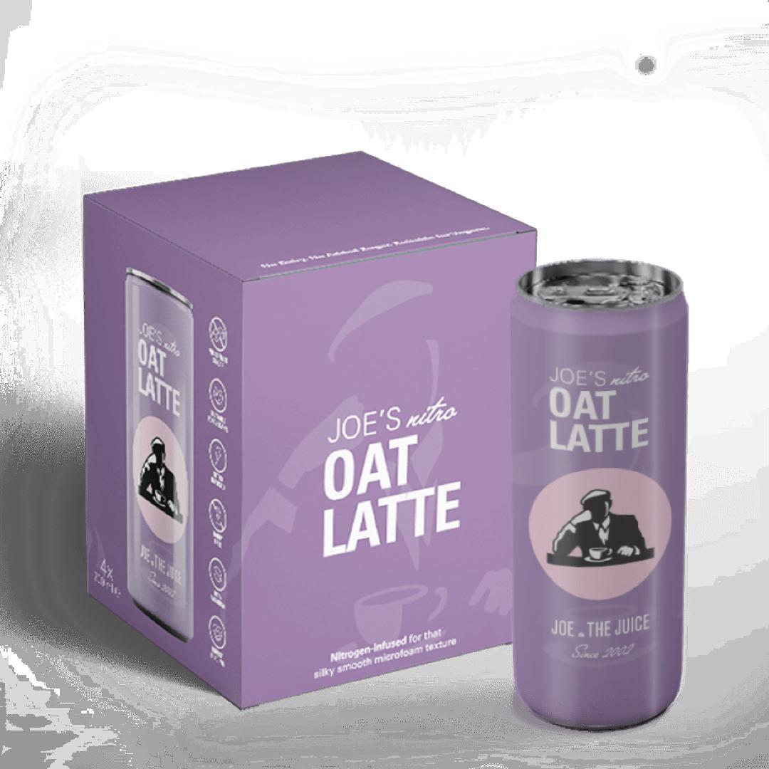 JOE's Nitro Oat Latte