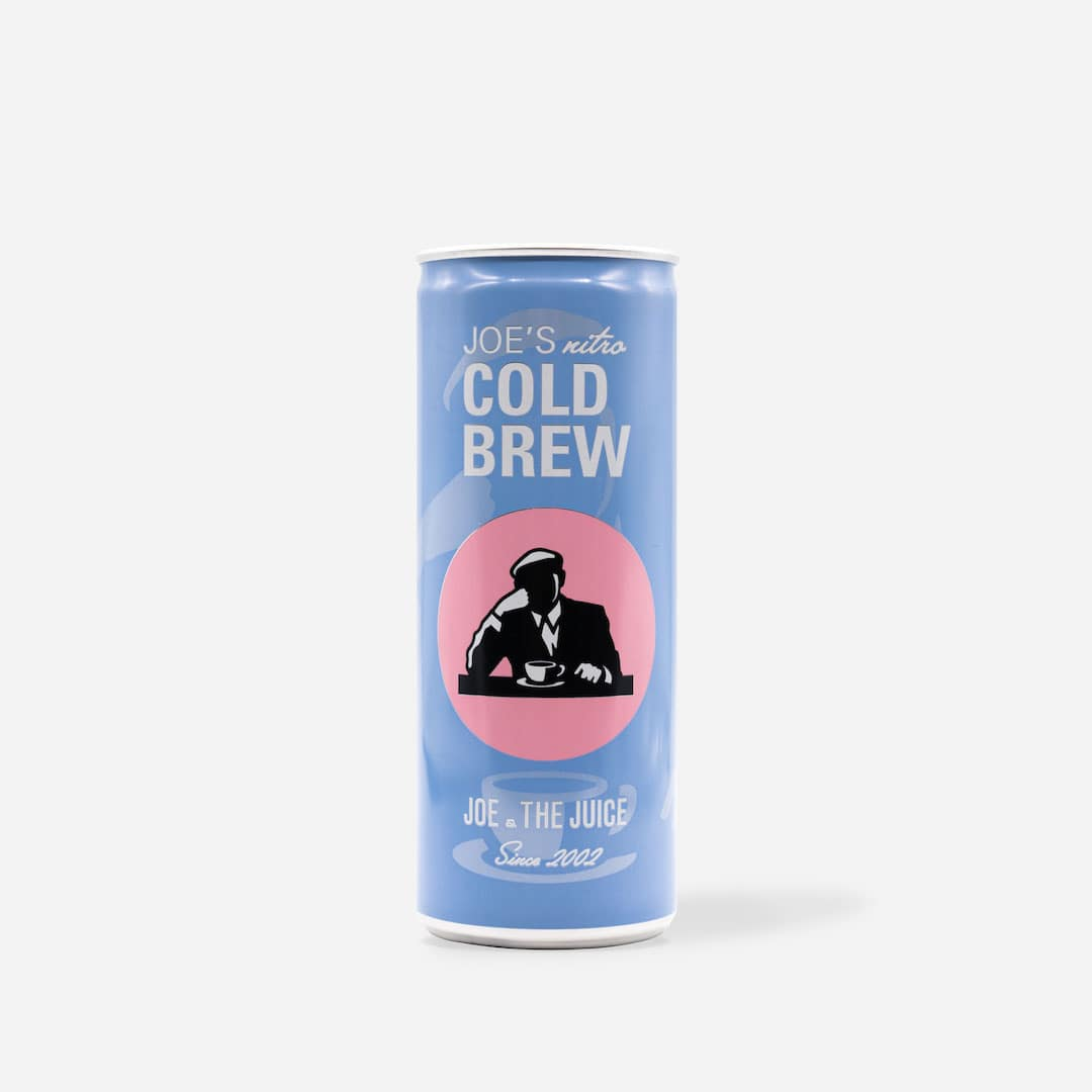 JOE's Nitro Cold Brew (4 pack)
