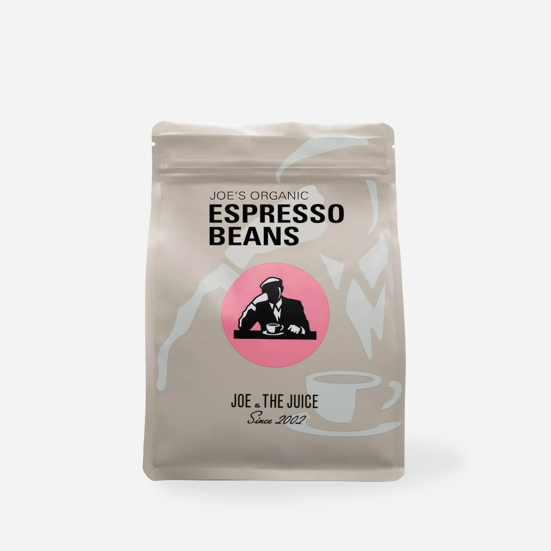 JOE's Organic Espresso Beans