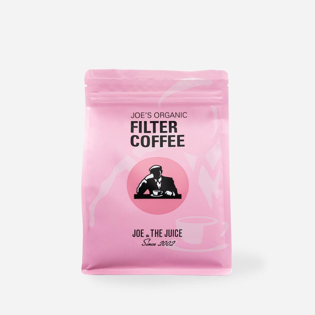 JOE's Organic Filter Coffee