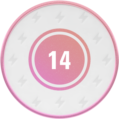 21 visits in 21 days achievement on the joe loyalty app