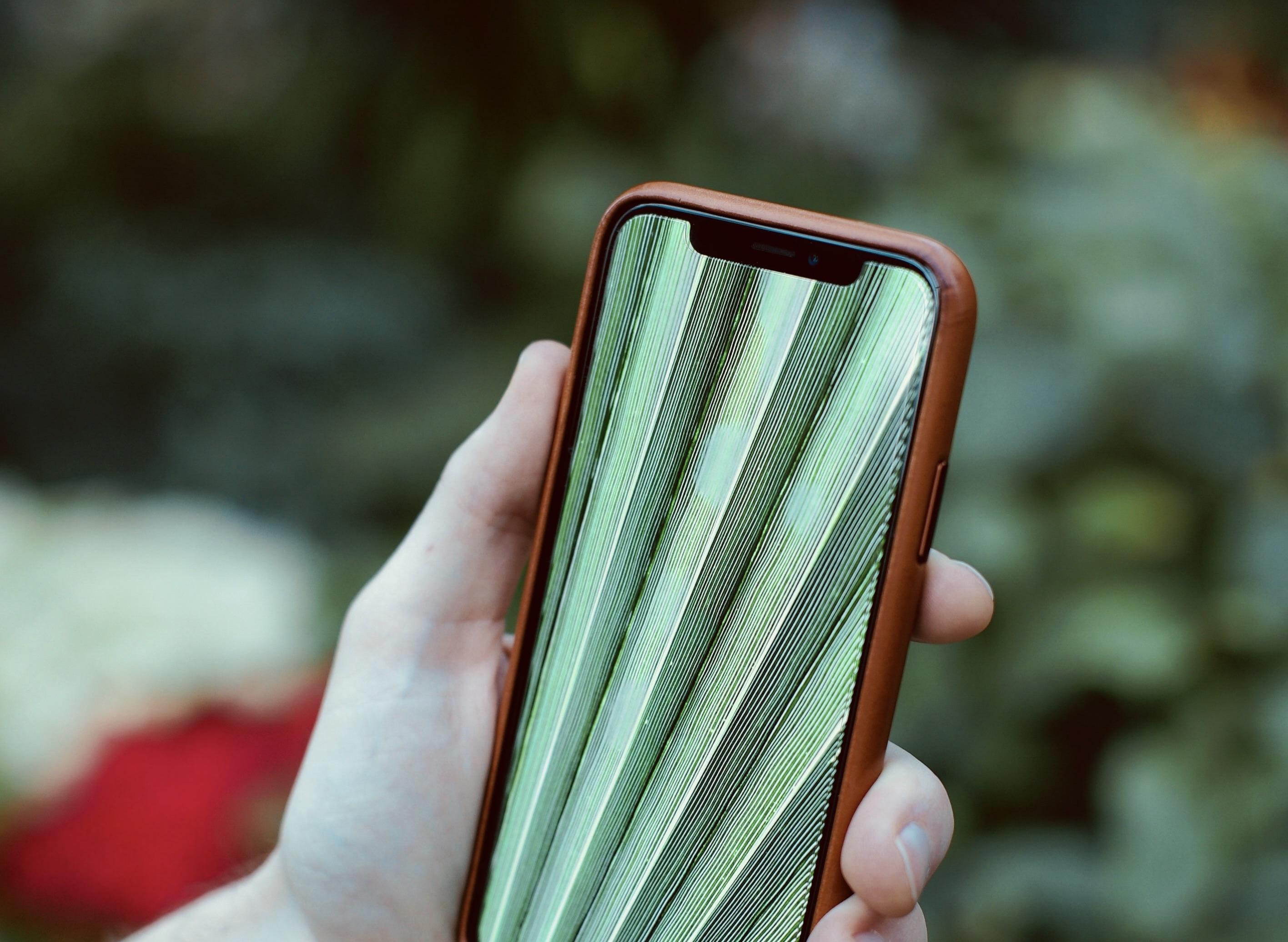 Sustainable smartphones ♻️