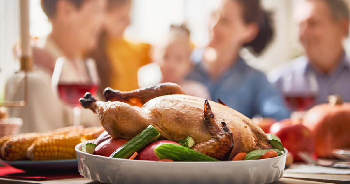 How to save Thanksgiving from politics