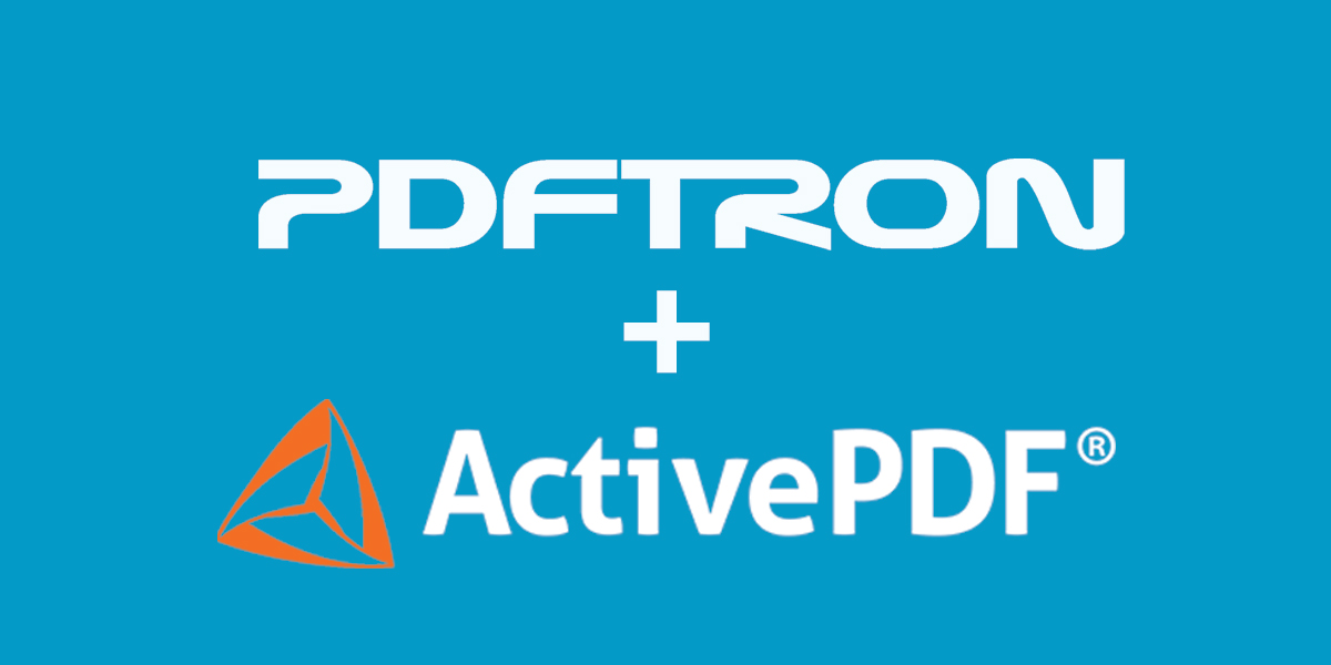PDFTron Acquires ActivePDF, a Leading Provider of PDF Technology to the Enterprise Market