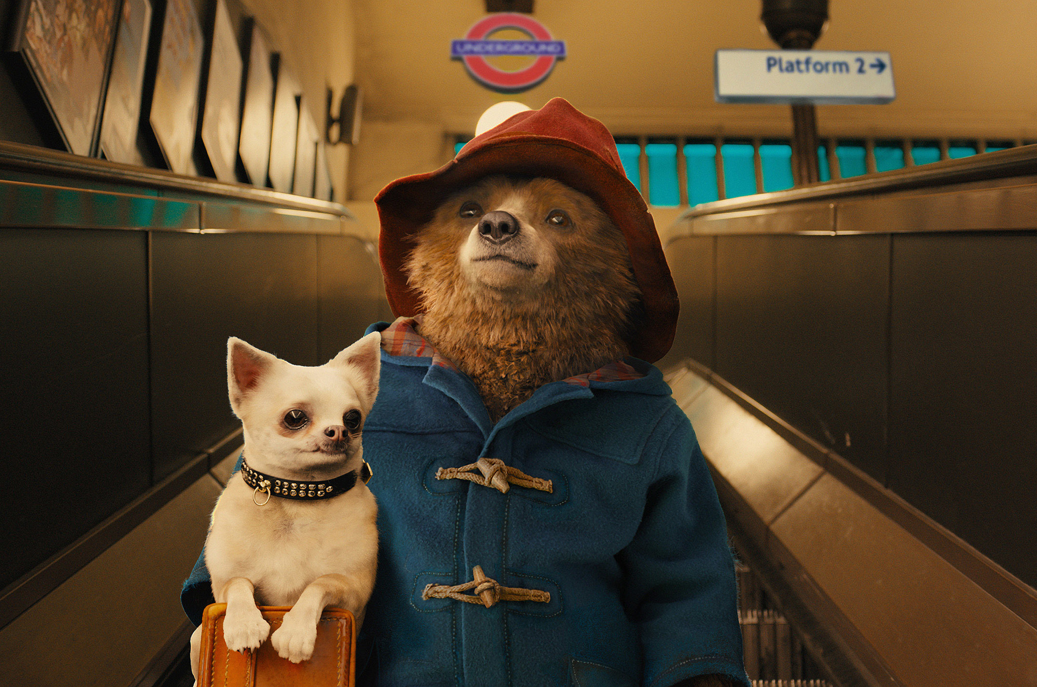 Family Film Club: Paddington (PG) + Show and Tell introduction with Framestore