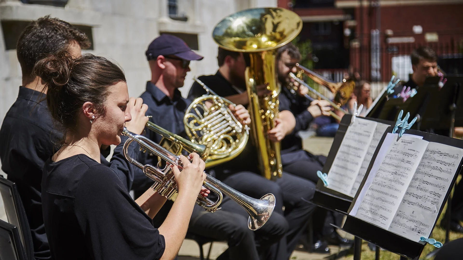 Inside Out: Guildhall Brass Quintet
