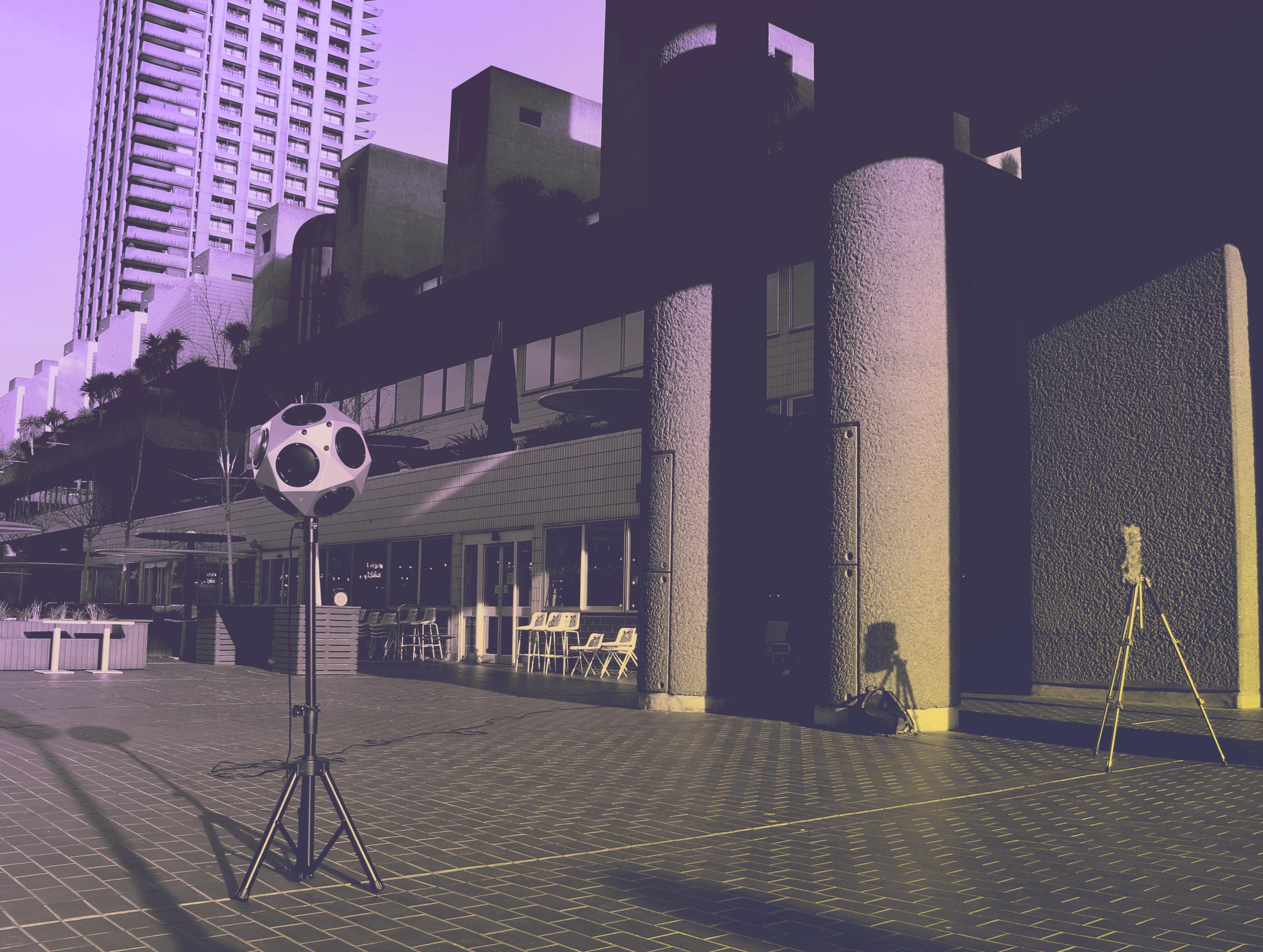 Barbican Centre Lakeside