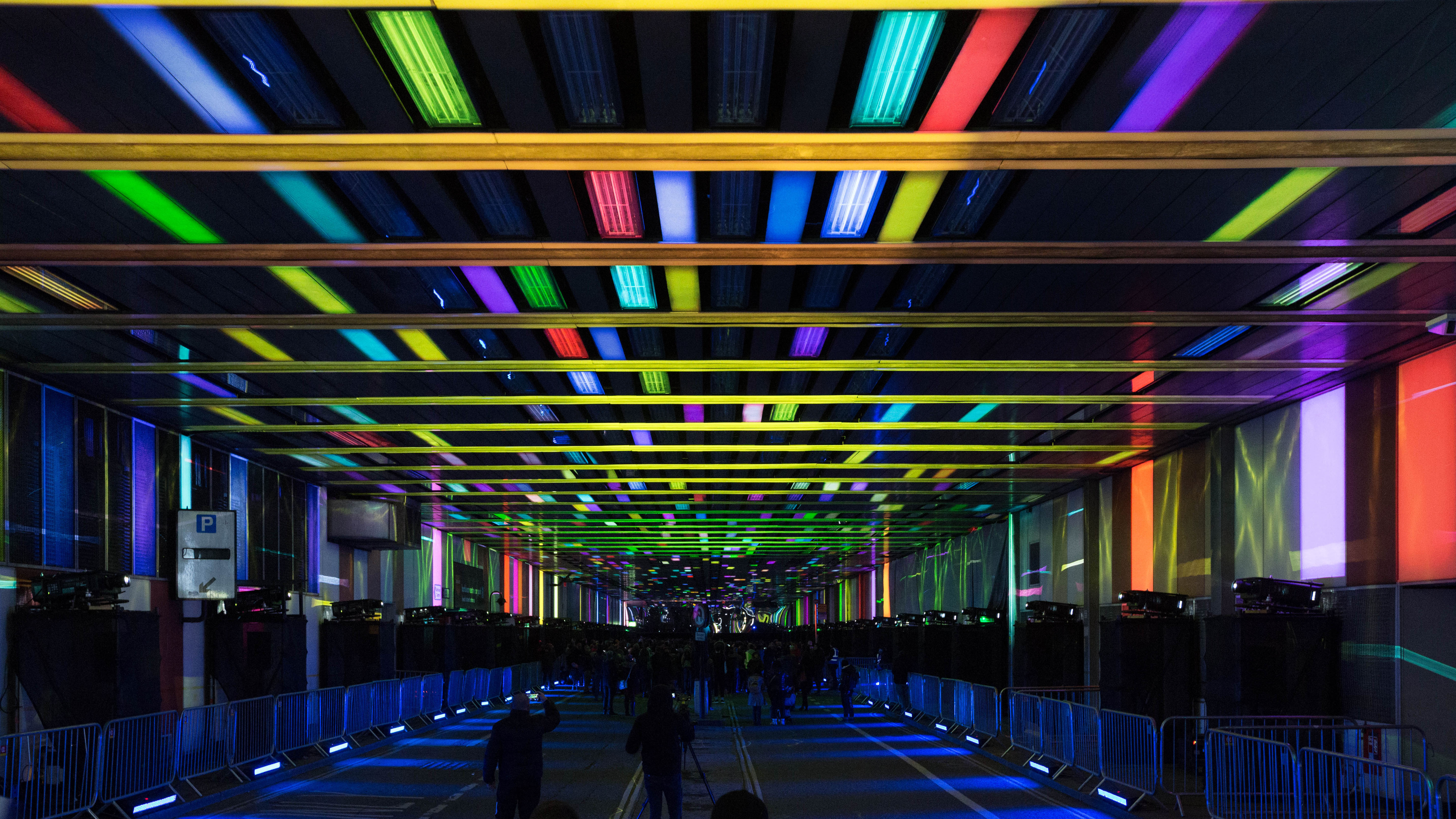 Tunnel Visions, one of Culture Mile's most creative projects