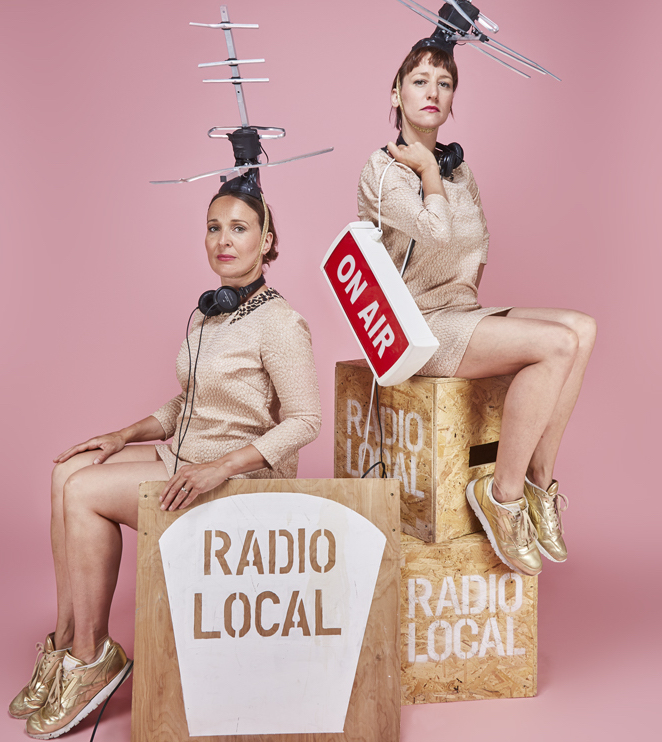 Radio Local in Culture Mile