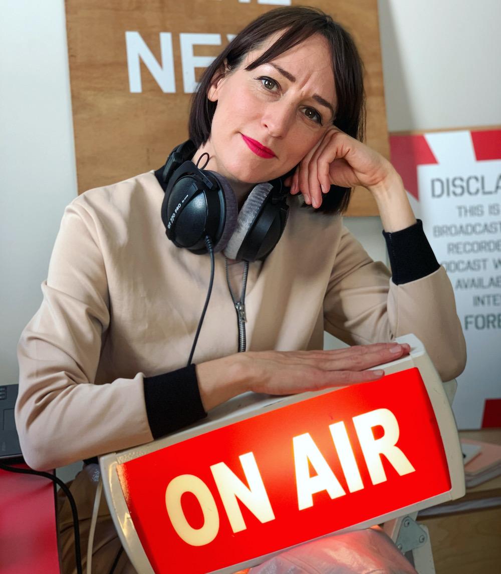 Radio Local in Culture Mile