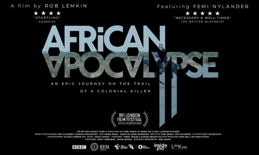 African Apocalypse film poster