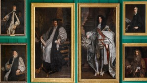 Collection of 17th century portraits from the Charterhouse