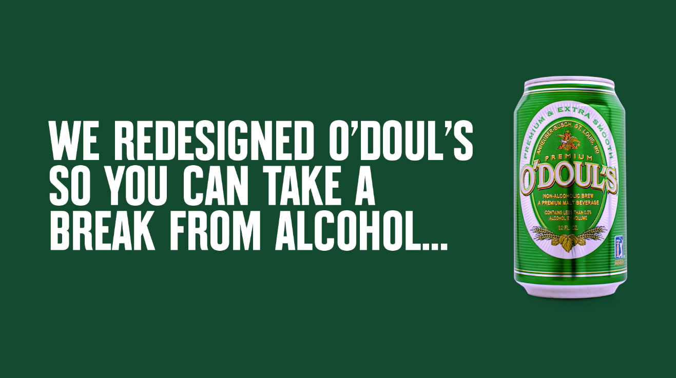 O'Douls Commercial