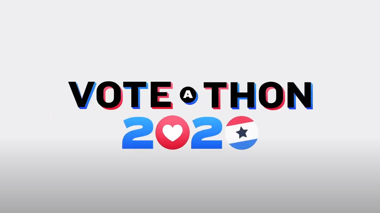 Facebook Vote-A-Thon Commercial