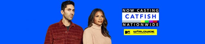 Catfish: The TV Show - Application Form - Now Casting Worldwide