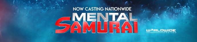 Mental Samurai   TV Game Show   Now Casting Nationwide