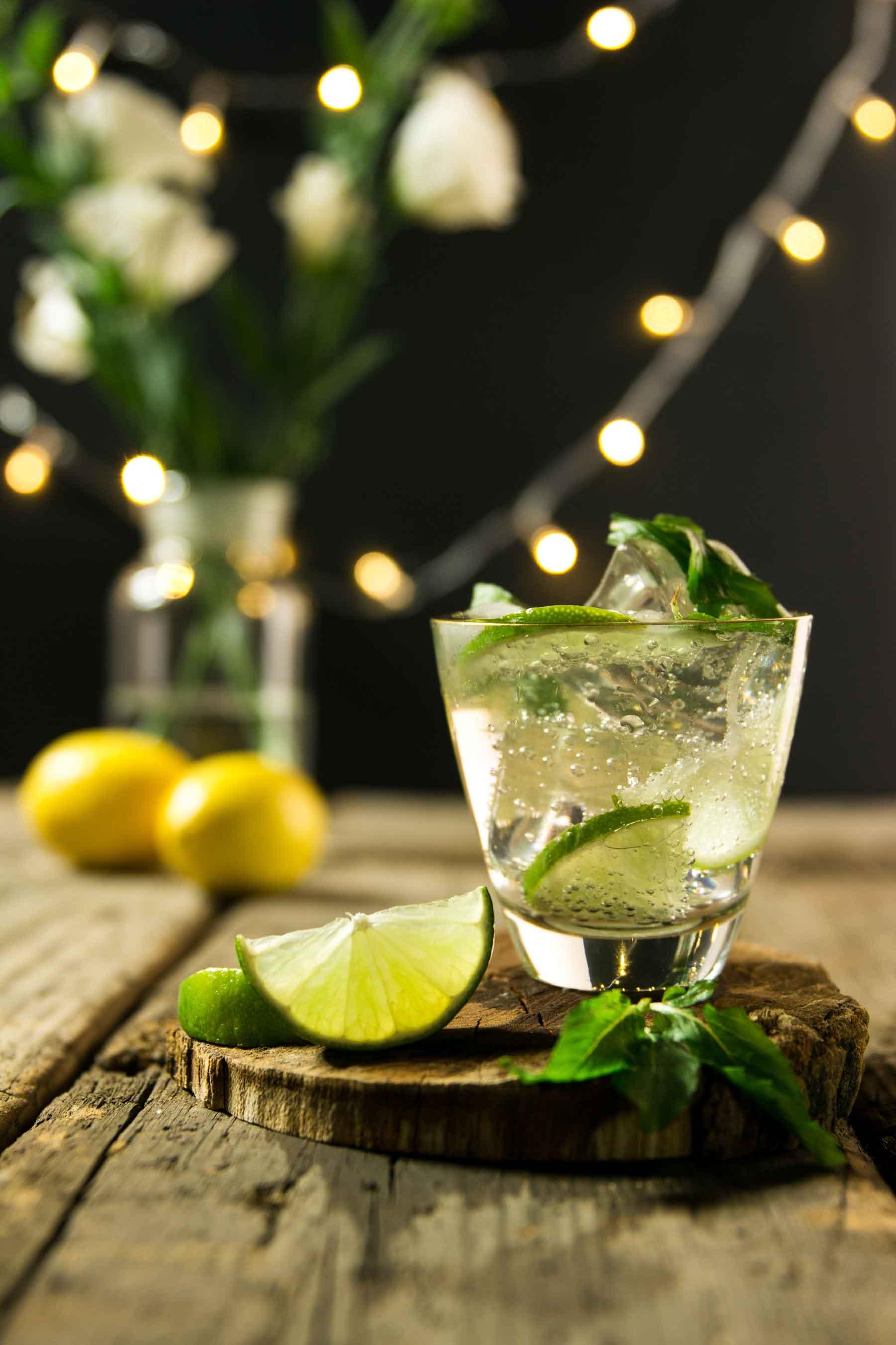 Buchi Bar cocktail