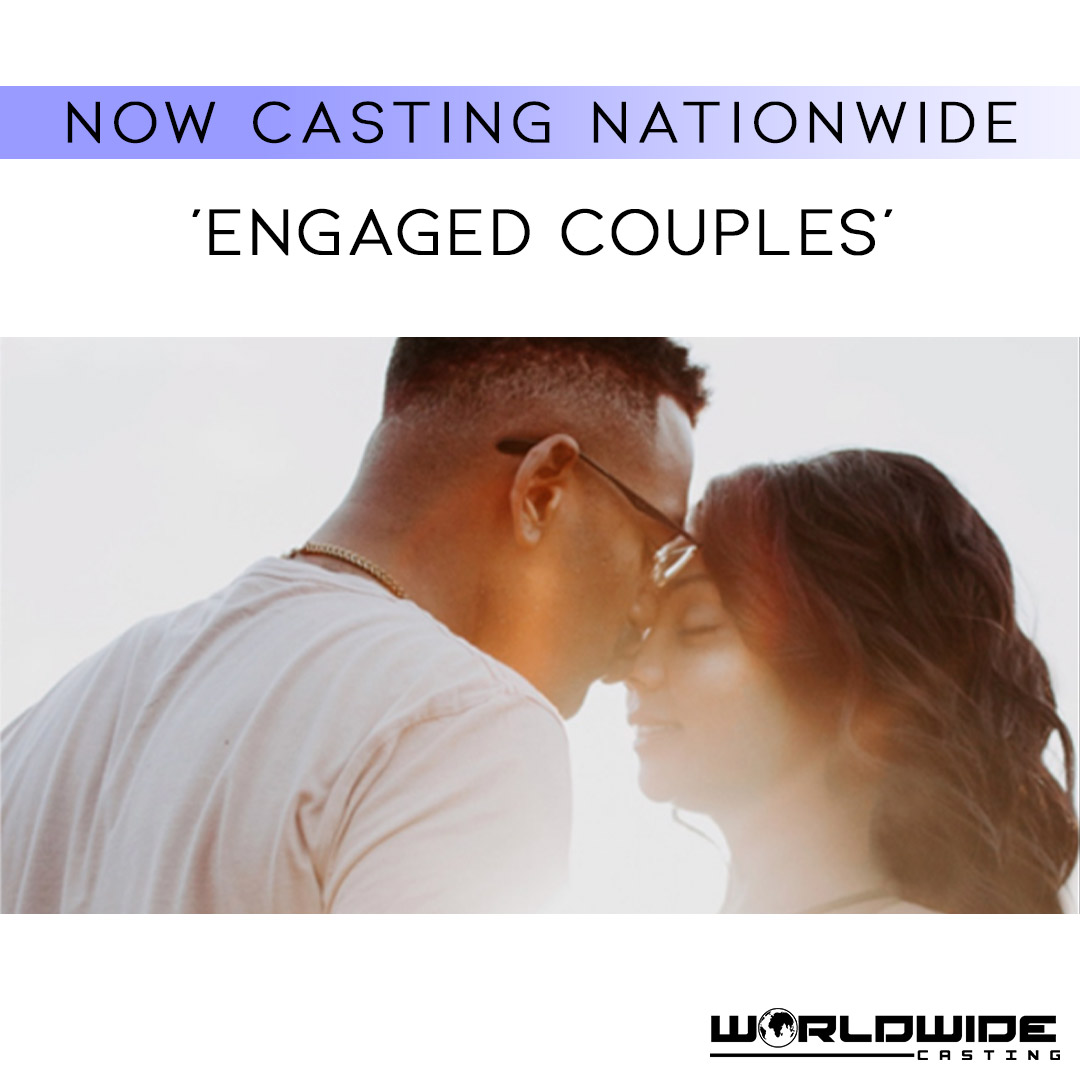 Engaged Couples Reality TV Show | Now Casting Nationwide