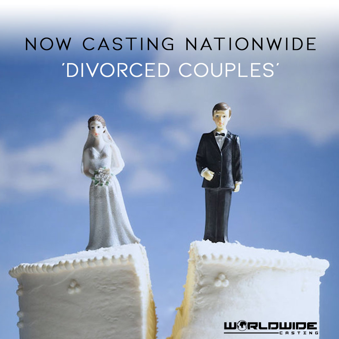 Divorced Couples Reality TV Show | Now Casting Nationwide