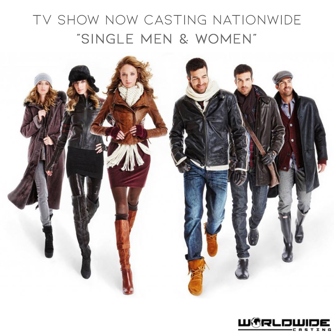 Singles Reality TV Show | Now Casting Nationwide