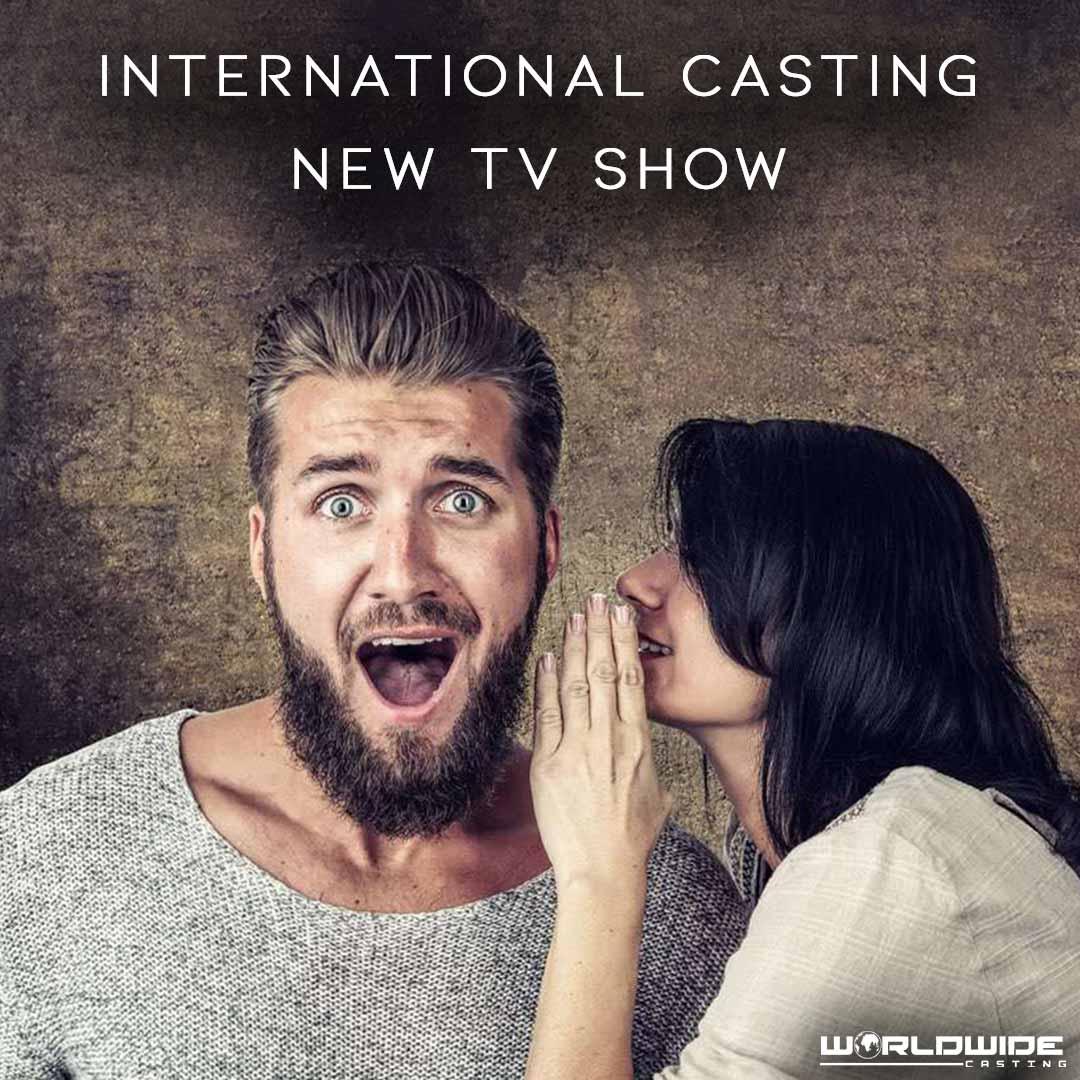 Big Secret Reality TV Show | International Casting